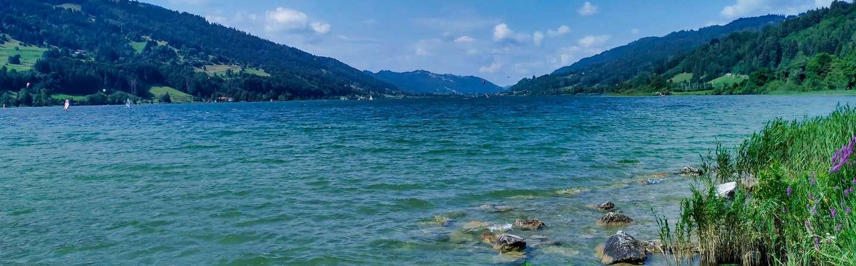 Allgäu Urlaub Seenlandschaft Reiseziel